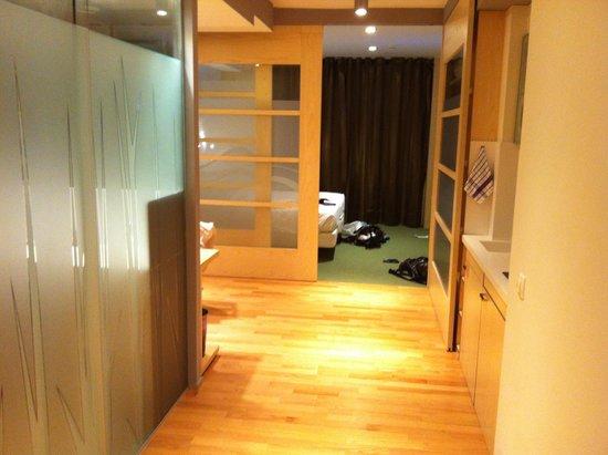 Ako Suite Hotel: vista generale dall'ingresso