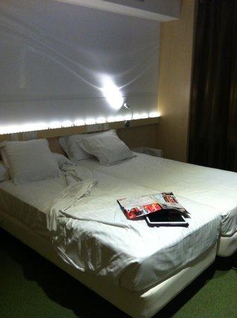 Ako Suite Hotel: camera