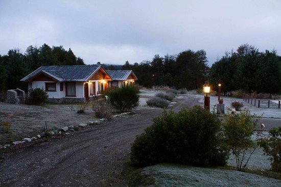 Lancuyen Villa de Montaña : Amanecer en Lancuyen