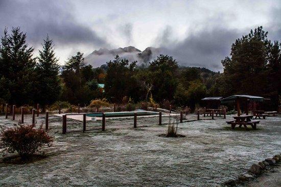 Lancuyen Villa de Montaña: Mañana de otoño en Lancuyen