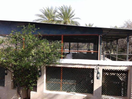 Birds cage at Shikarbadi