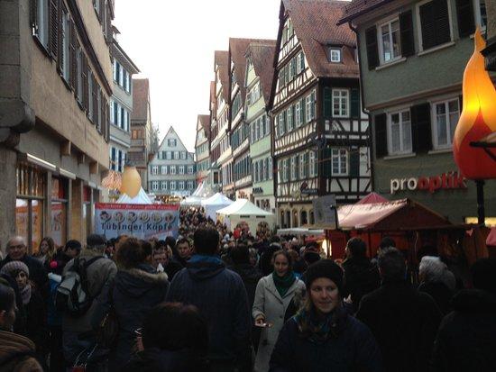 Market Square (Marktplatz): Chocolart