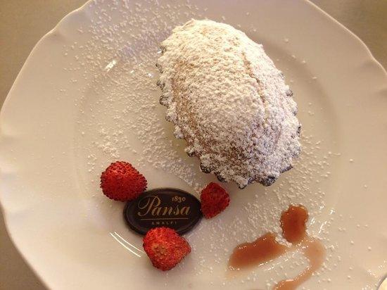 Pasticceria Pansa: вкусняшка