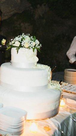 Pasticceria Pansa: наш красавец торт