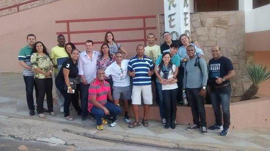 Hotel Fredy : Congresso Haggai