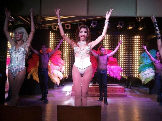 Starz Cabaret : coreografie