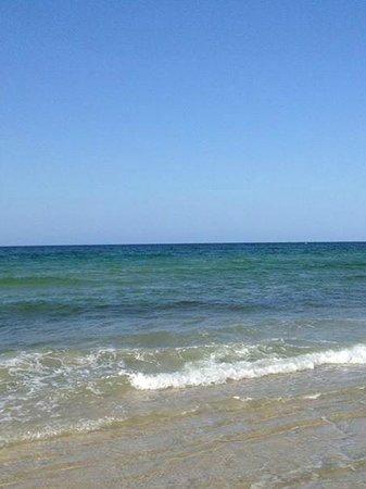 Sahara Beach Aquapark Resort : The beach