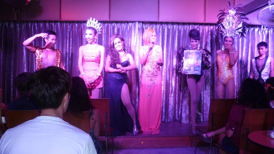 Starz Cabaret : applausi finali
