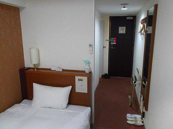Hotel Hokke Club Kumamoto : 機能的な客室