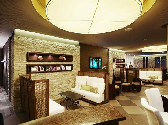 Land & Golf Hotel Stromberg: Spa Lounge