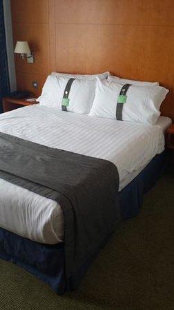 Holiday Inn Preston: soft & comfortable