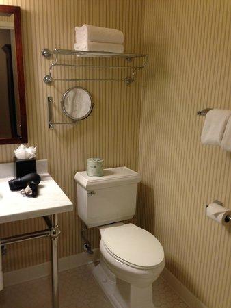Sheraton JFK Airport Hotel : Nice accomodations