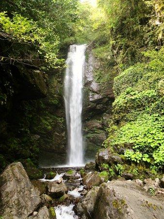 Abkhazia, جورجيا: Водопад