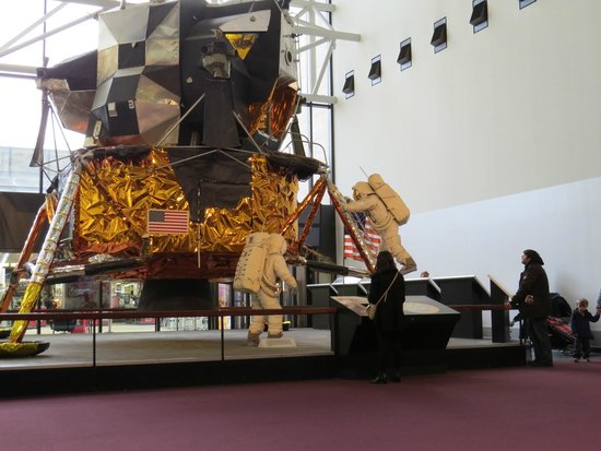 National Air and Space Museum: Acervo