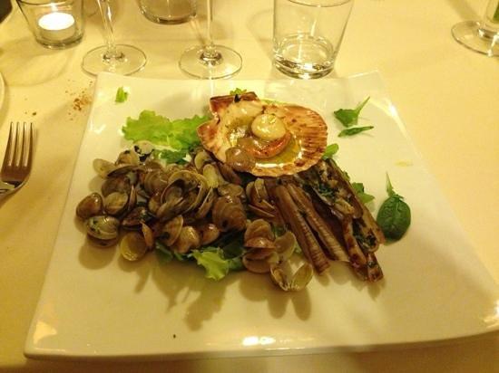 Alla Veneziana: grigliata