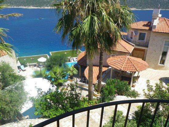 Deniz Feneri Lighthouse : View from room 302
