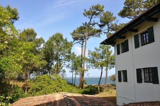 Hotel Ttiki Etchea : vue de l'hôtel