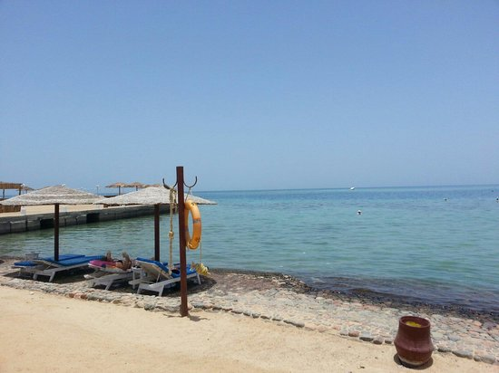Sea Star Beau Rivage: Strand