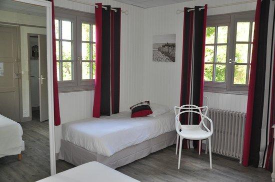 Hotel Ttiki Etchea : chambre
