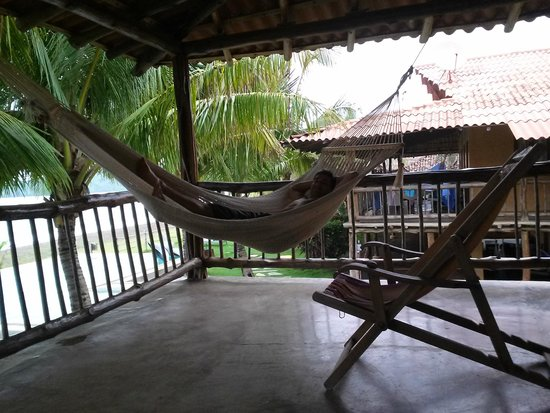 El Sitio Playa Venao: our suite and relaxing area