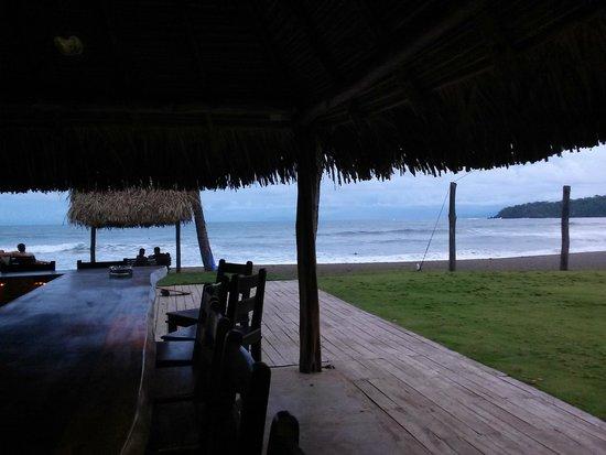El Sitio Playa Venao : bar area