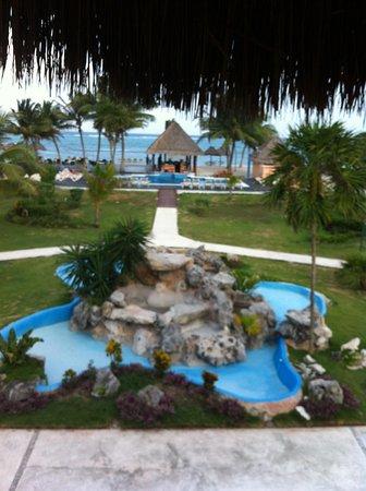 PavoReal Beach Resort Tulum: Vista del resort