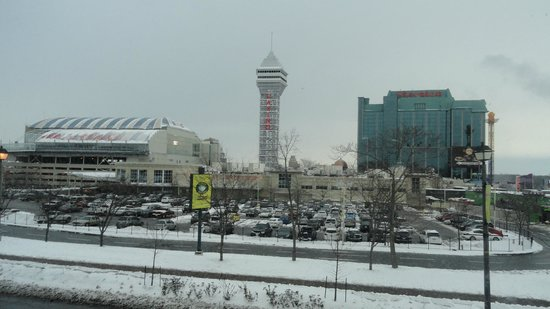 Days Inn - Niagara Falls Clifton Hill Casino : Where I play Casino