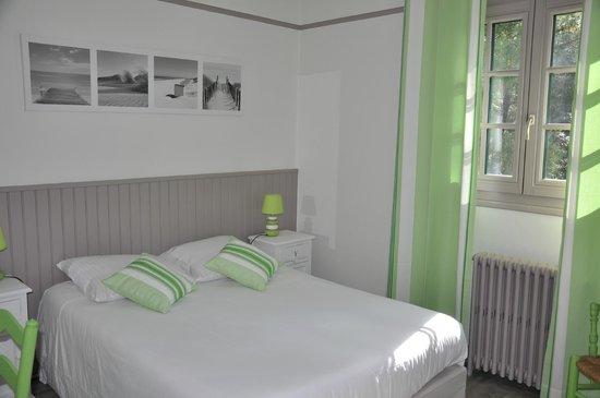 Hotel Ttiki Etchea : chambre double
