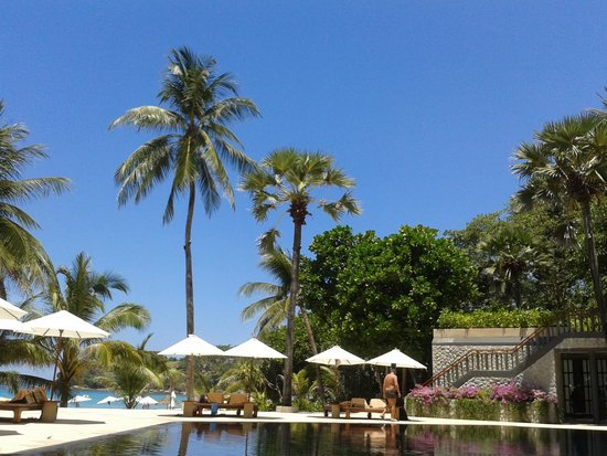 The Surin Phuket: la piscine
