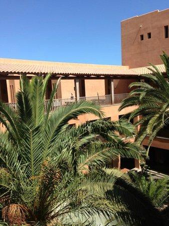 Sandos San Blas Nature Resort & Golf: The Courtyard