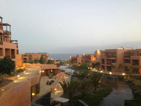 Sandos San Blas Nature Resort & Golf: From the bar balcony