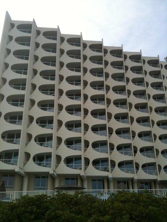 Mercure La Grande Motte Port: l'hôtel