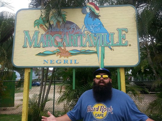 Jimmy Buffett's Margaritaville : Have to come..if your in Jamaica. .dont have to buy nothing.. just look around and take pictures