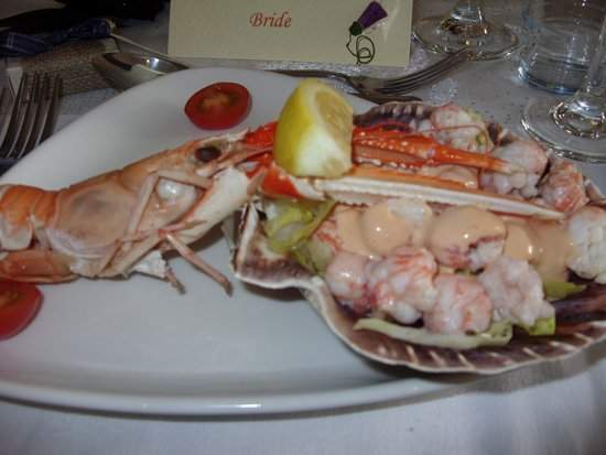 Starfish Restaurant: delicious
