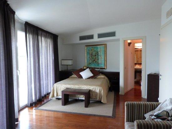 Eden Rock Resort: Notre chambre
