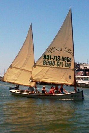 Whisper Sailing