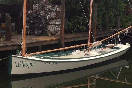Whisper Sailing: Just Launched