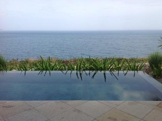Mia Resort Nha Trang: beauty cliff vil