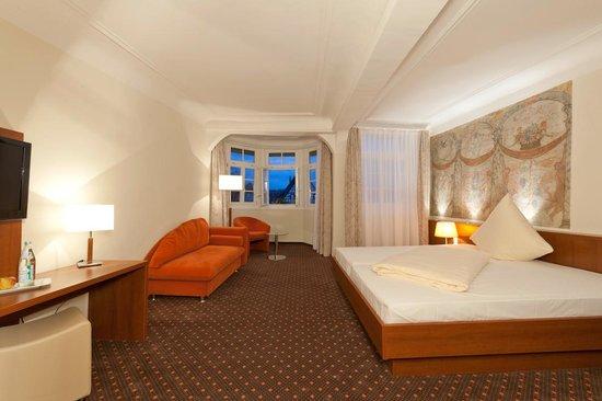 Hotel Restaurant Goldener Adler: Zimmer