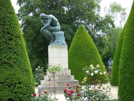 Musée Rodin : Rodin's The Thinker