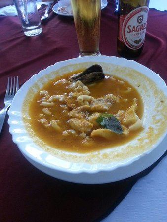 Restaurante A Grelha : Fish soup to die for