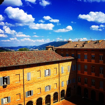 Albergo San Domenico : View from 4th floor