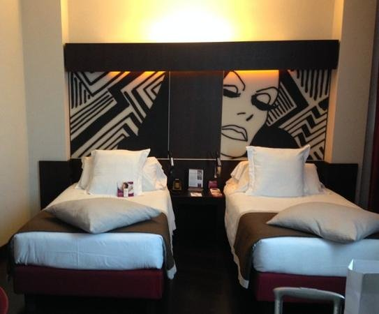 Crowne Plaza Hotel Milan City: room 605