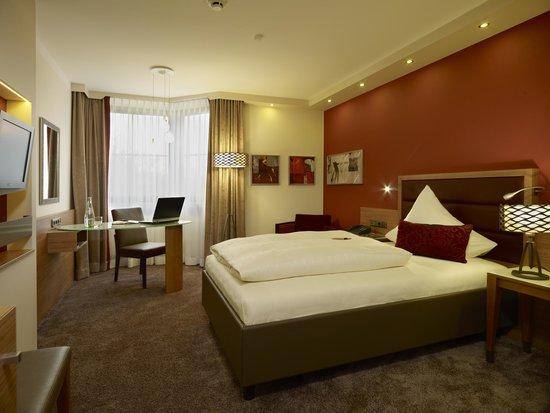 Land & Golf Hotel Stromberg: Businesseinzelzimmer