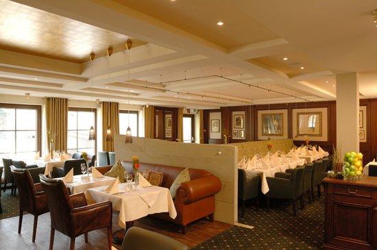Land & Golf Hotel Stromberg: Golflounge