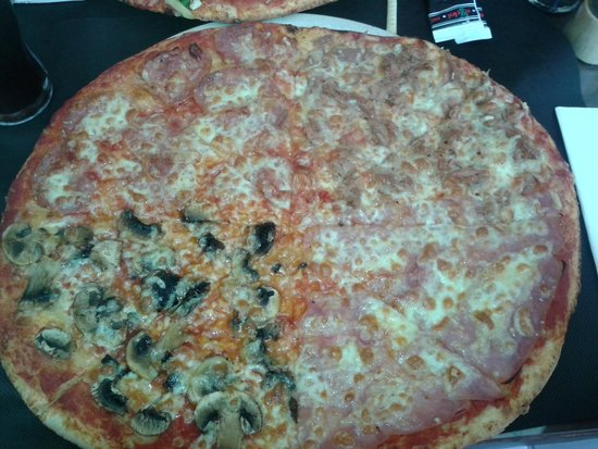 Pizzeria Piccola: 4 estaciones