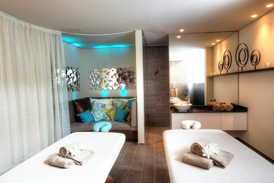 Land & Golf Hotel Stromberg: Duo-Behandlungskabine