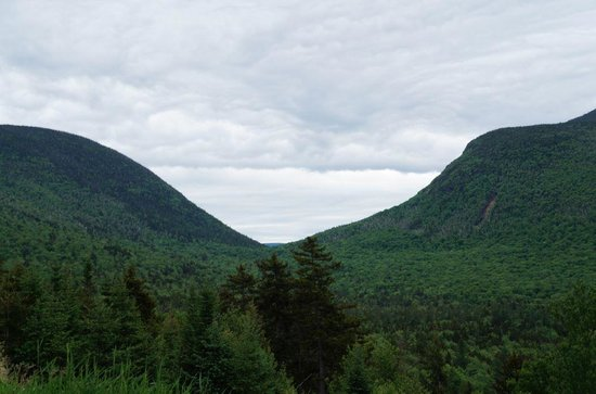 Kancamagus Highway : Beautiful views all along the drive