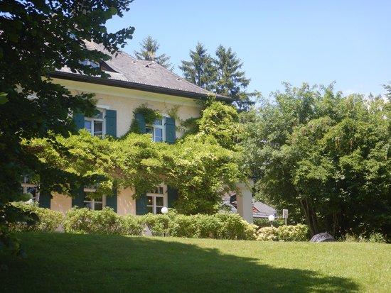 Landhaus zu Appesbach: Blick vom Strand