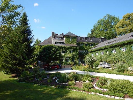 Landhaus zu Appesbach: Vorderansicht